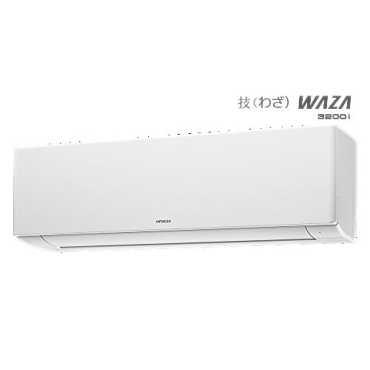 Hitachi Waza RSG312EAEA 1 Ton 3 Star Inverter Split Air Conditioner