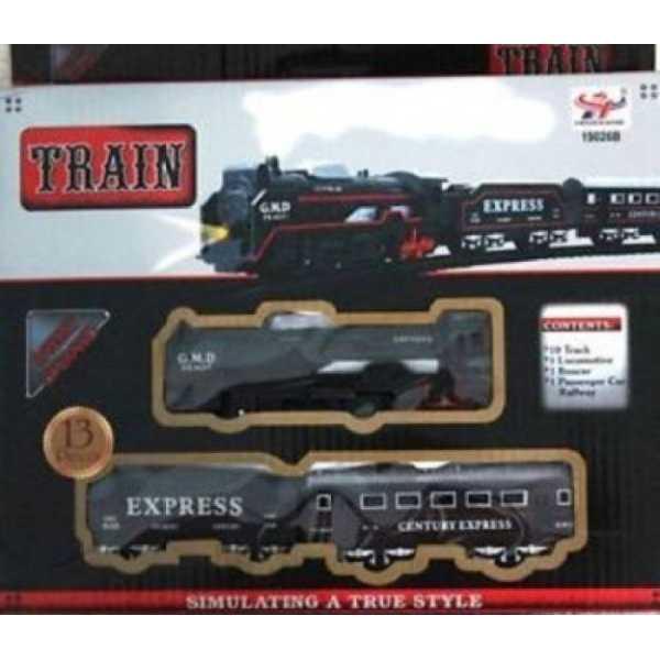 voluta Train Set High Speed