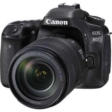 Canon EOS 80D DSLR Camera EF-S 18-135mm f 3 5-f 5 6 IS USM Kit Lens