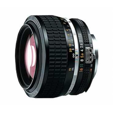 Nikon JAA003AB 50mm F/1.2 Nikkor Prime Lens - Black