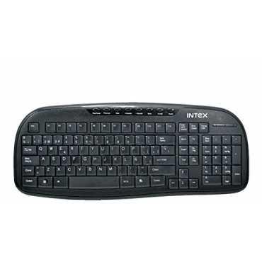 Intex IT 100 USB Keyboard - Black