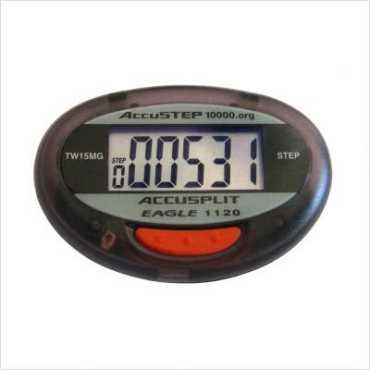 Accusplit AE1120 Eagle Pedometer Step Counter