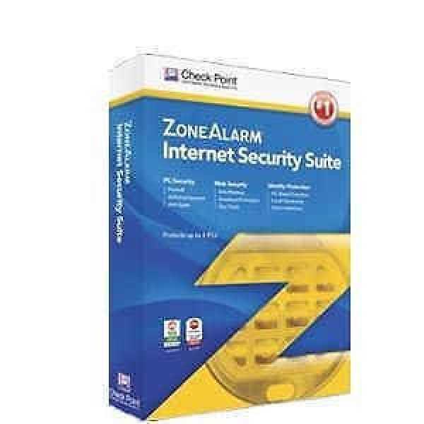 ZONEALARM Internet Security Suite 3User