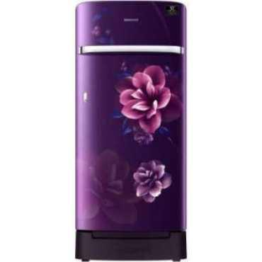 Samsung RR21T2H2XCR 198 L 4 Star Inverter Direct Cool Single Door Refrigerator