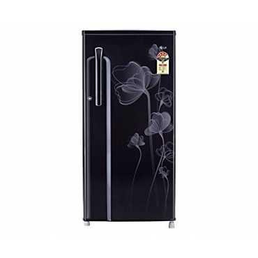 LG GL-B205KVHP/KSHP/KGHP 190 Litres 4S Single Door Refrigerator (Heart)