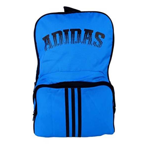 Adidas K BP YK Backpack (13 x 43 x 30 cm) - Blue | Yellow