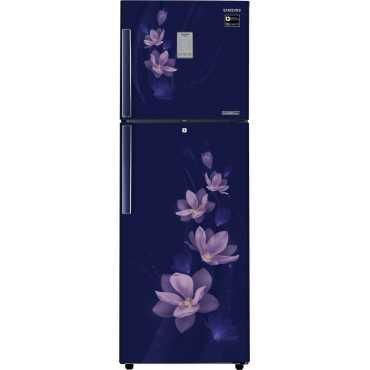Samsung RT34M3954R7/U7 321L 4S Double Door Refrigerator - Blue