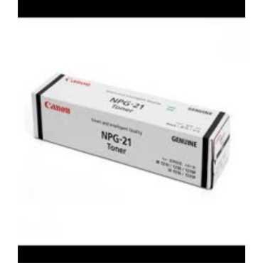 Canon NPG-21 Black Toner Cartridge - Black