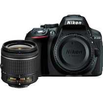 Nikon D5300 DSLR with 18-55 VR Kit Lens