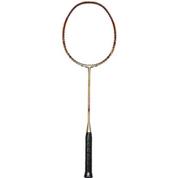 Apacs Blizzard 1100 Unstrung Badminton Raquet - Gold
