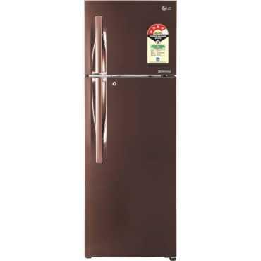 LG GL--T322RASN AASZEBN 308 L 4 Star Inverter Frost Free Double Door Refrigerator