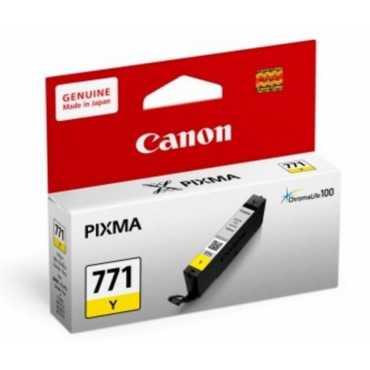 Canon Pixma CLI-771XL Yellow Ink Cartridge