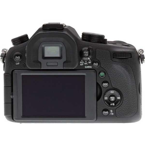 Panasonic Lumix DMC-FZ1000 Point And Shoot Camera (With 25-400 mm LEICA Lens)
