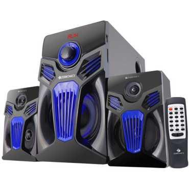 Zebronics Fantasy-BT-RUCF 2 1 Multimedia Speakers