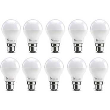 Syska 5W Standard B22 500L LED Bulb White Pack of 10