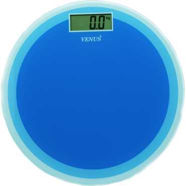 Venus EPS 7299 1 Electronic LCD Digital  Weighing Scale - Black