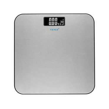 Venus EPS 4699 Digital Weighing Scale - Silver