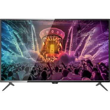 Onida LEO55UIB 55 Inch Ultra HD Smart LED TV - Black
