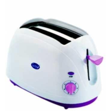 Glen GL 3015 Pop Up Toaster - White