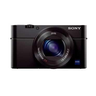 Sony CyberShot RX100 III - Black
