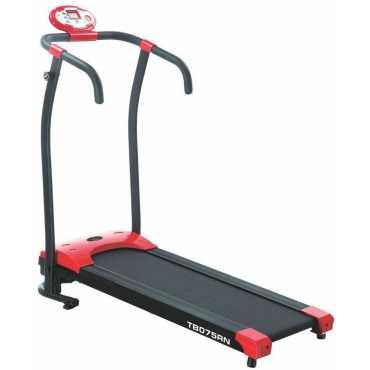 Telebrands Dc Treadmill (0.75 Hp) - Black