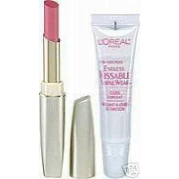 Loreal Paris Endless Kissable Lipcolour (Rum Raisin) - Pink