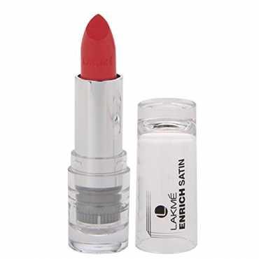 Lakme  Enrich Satin Lipstick (P165)