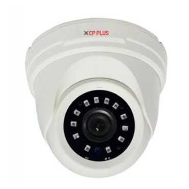 CP PLUS CP-VAC-D24L2 IR Dome Camera - White