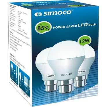 Simoco 12W LED Bulb (White) - White