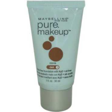 Maybelline Pure Makeup Foundation (Cocoa Dark 3)