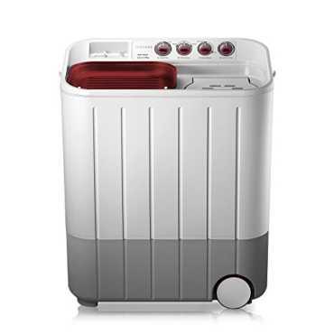Samsung WT657QPNDPG 6.5 Kg Semi Automatic Washing Machine - White