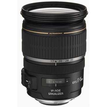 Canon EF-S 17-55mm f/2.8 IS USM Lens - Black