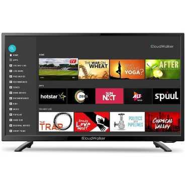 Cloudwalker 32SHX3 32 inch HD Ready Smart LED TV