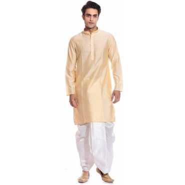Garments Men's Kurta and Dhoti Pant Set