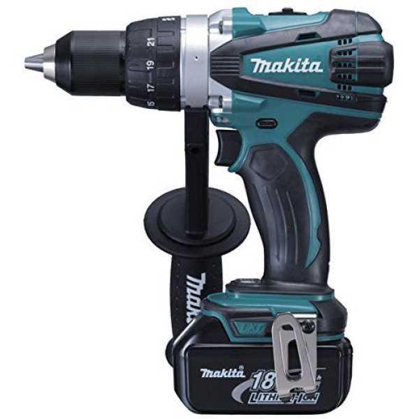 Makita BDF458RFE Cordless Drill Driver