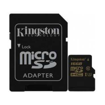 Kingston SDCG 16GB 16GB Class 10 MicroSD Memory Card