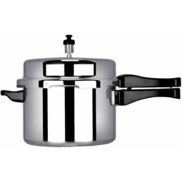 Sumeet Aluminium 7.5 L Pressure Cooker (Outer Lid) - White
