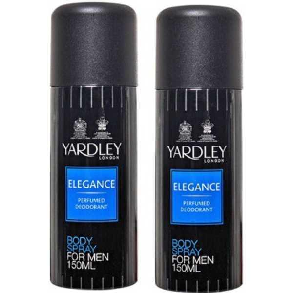 Yardley Elegance Deo Set of 2