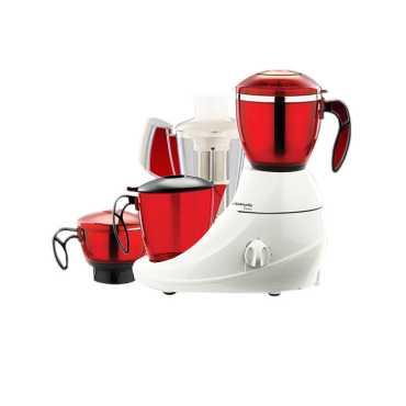 Butterfly Desire 3 Jar 750W Mixer Grinder - Red   White