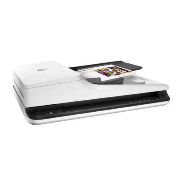 HP ScanJet Pro 2500 f1 L2747A Flatbed Scanner