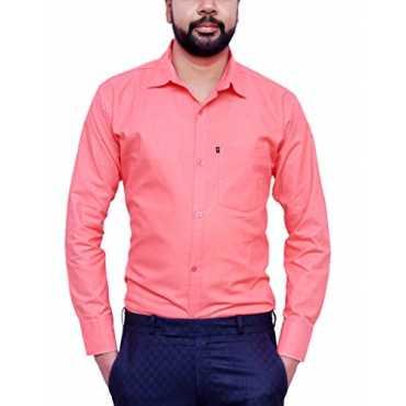 Looks Men S Formal Shirt Medium
