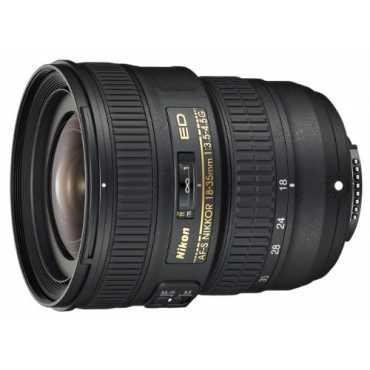 Nikon AF-S 18-35mm f/3.5-4.5 ED Nikkor Lens - Black