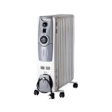 Bajaj Majesty 11F 2500W Oil Filled Radiator Room Heater