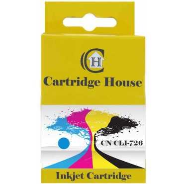 Cartridge House CN CLI-726 Cyan Ink Cartridge - Blue