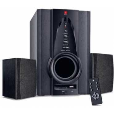 iball Tarang 2.1  USB Remote Speaker - Black