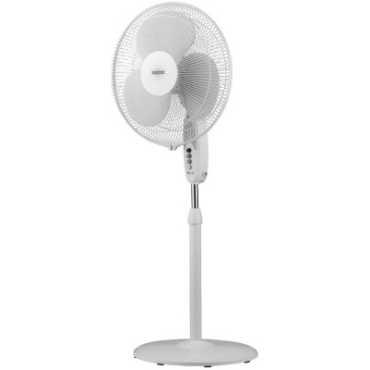 Usha Mist Air 3 Blade (400mm) Pedestal Fan - White