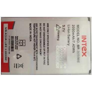 Intex BR 2058BE 2000mAh Battery