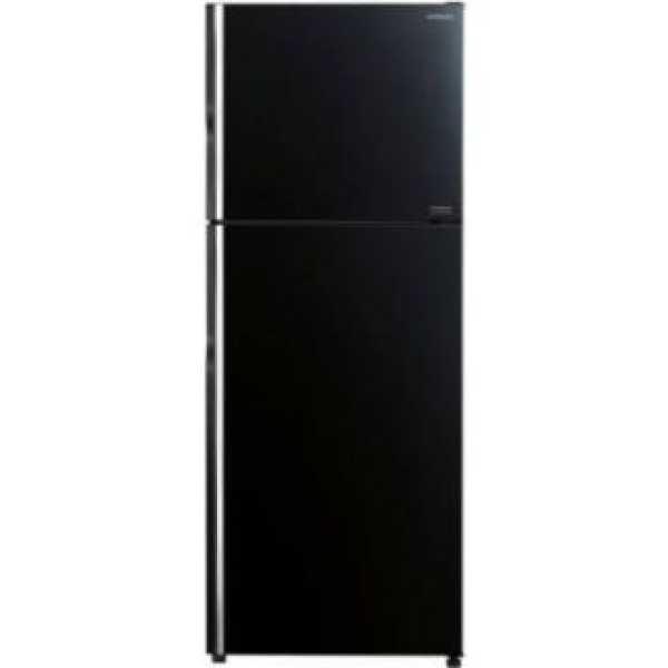 Hitachi R-VG400PND8 375 L 2 Star Inverter Frost Free Double Door Refrigerator