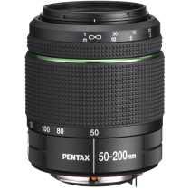 Pentax K-50 (with 18-55mm + 50-200mm Lens Kit)