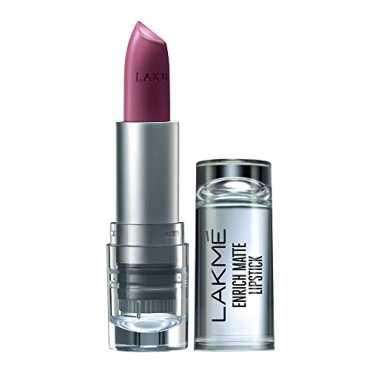 Lakme  Enrich Matte Lipstick (Shade WM10)